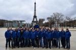 Trainingskamp Parijs