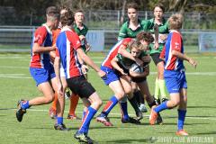 Junioren: RC Waterland 1 - RC Delft 1