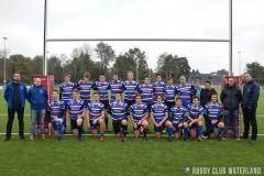 Colts: CL Waterland/Alkmaar 1 - CL URC/Hilversum 2