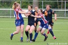 RC Waterland Dames - RC Tilburg