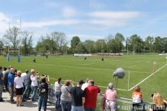Nederland A - England Counties U20 - Op en rond het veld