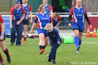 2e Klasse Dames Noord: CL Waterl / Den Held / Haarlem 2 - CL Domcity Mokum 1
