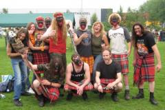 Bregman Highland Games 2008