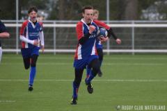 RC Waterland Cubs 2 - RFC Haarlem Cubs 2 (21 - 25)