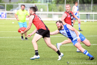 AFL NL Premiership bij Rugby Club Waterland