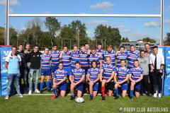 Colts Shield Poule 1, 1e fase: RC Waterland - RC The Dukes