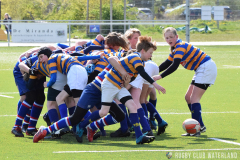 Cubs Shield poule B, 2e fase: RC Waterland - Haagsche RC 3