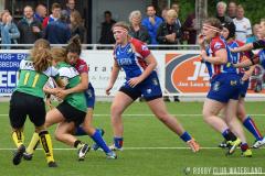 Dames: RC Waterland 1 - RC Delft 1