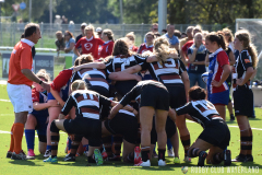 Dames: RC Waterland 1 - RC The Bassets 1