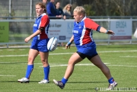 Dames Ereklasse: RC Waterland 1 - RC The Bassets 1