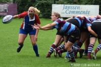 2e Klasse Dames Noord: RC Waterland 2 - Greate Tryn 1