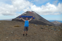Mount Ngauruhoe (NZ) - Met Bart (2013)