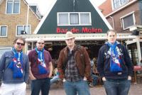 De Volendamse dijk - Met Kevin, Peter, Maarten en Marijn (2012)
