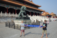 In de verboden stad Beijing - Met Jiminy en Cody de Koningh (2014)