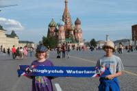 Rode Plein Moskou - Met Jiminy en Cody de Koningh (2014)