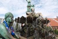 Der Neptunbrunnen in Berlijn - Door Maarten (2012)