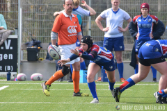 DeGiro dames Kampioenspoule: RC Waterland 1 - AAC 1