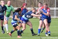 DeGiro dames Kampioenspoule: RC Waterland 1 - All Blue's 1