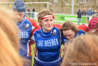 DeGiro dames Kampioenspoule: RC Waterland 1 - All Blue's 1