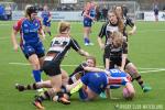 DeGiro dames Kampioenspoule: RC Waterland 1 - RC The Bassets 1