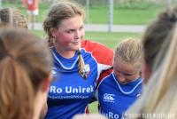 DeGiro Ereklasse Dames, 1e fase: RCW JuRo Unirek 1 - Utrechtse RC 1
