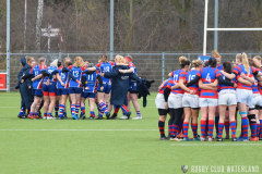 DeGiro Ereklasse Dames, 2e fase: RCW JuRo Unirek 1 - Utrechtse RC 1