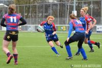 DEGIRO EREKLASSE DAMES: RC Waterland 1 - Utrechtse RC 1