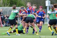 DeGiro Ereklasse Dames: RCW JuRo Unirek 1 - RC Delft 1