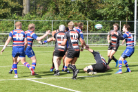 DeGiro Ereklasse Heren poule B: RC Waterland 1 - RC The Bassets 1