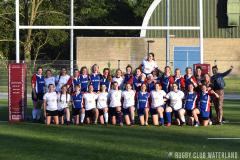 RC Waterland Dames - Durham University Women's Rugby Club