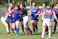 Ereklasse dames: RC Waterland - Utrechtse RC