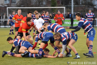 Ereklasse Heren: RC Waterland 1 - RC The Dukes 1
