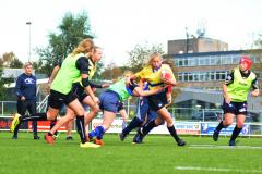 Girls Rugby Festival bij RC Waterland