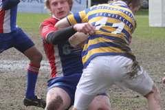 Haagsche Rugby Club - RC Waterland (Junioren)