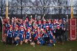 Huldiging dames - Kampioenschap 2013/2014
