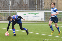 Junioren Bowl poule A, 2e fase: RC Waterland - RC Hilversum