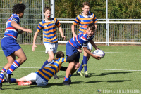 RC Waterland 1 - Haagsche RC 2 (Junioren Shield Poule A, 1e fase)