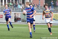 RC Waterland 1 - Haagsche RC 2 (Junioren Shield Poule A, 1e fase)