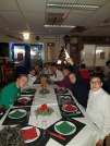 Kerstdiner Cubs, Junioren en Colts
