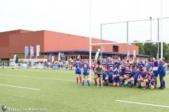 Opening clubhuis: Jong Waterland - Oud Waterland