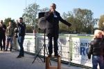 Opening kunstgrasveld: RC Waterland 1 - LRC DIOK 1