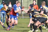 RC Eemland 1 - RC Waterland 1 (24 - 33)