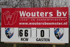 RC Waterland 2 - RC West Friesland