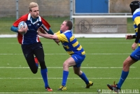 RC Waterland 3 - RC HM Hawks 1 (64-3)