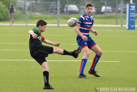 RC Waterland Cubs 7's toernooi: RC Waterland, RC 't Gooi, RCC Bekaro en RCH Hawks