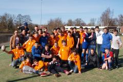 RC Waterland Cubs - Novocastrians RFC U14