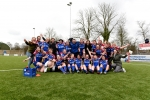 RC Waterland Dames - Castricumse RC
