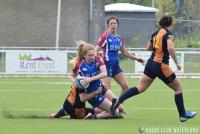 Ereklasse Dames: RC Waterland - RC Tilburg