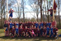 RC Waterland Junioren - Evesham RFC U16 (31-22)