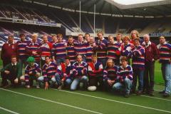 Rugbytour Edinburgh (senioren)